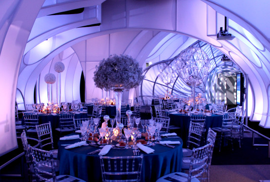 Event Production Design for Celestial Ball
